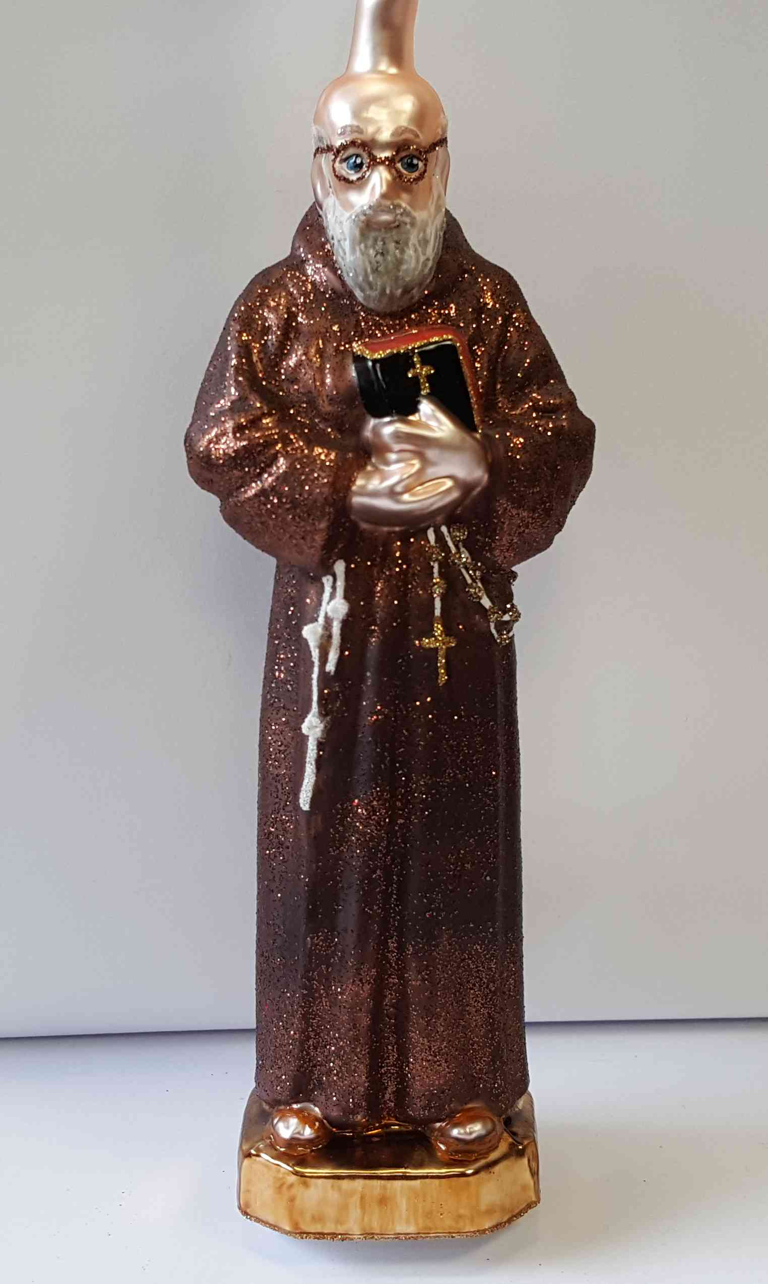 Blessed Solanus Ornament