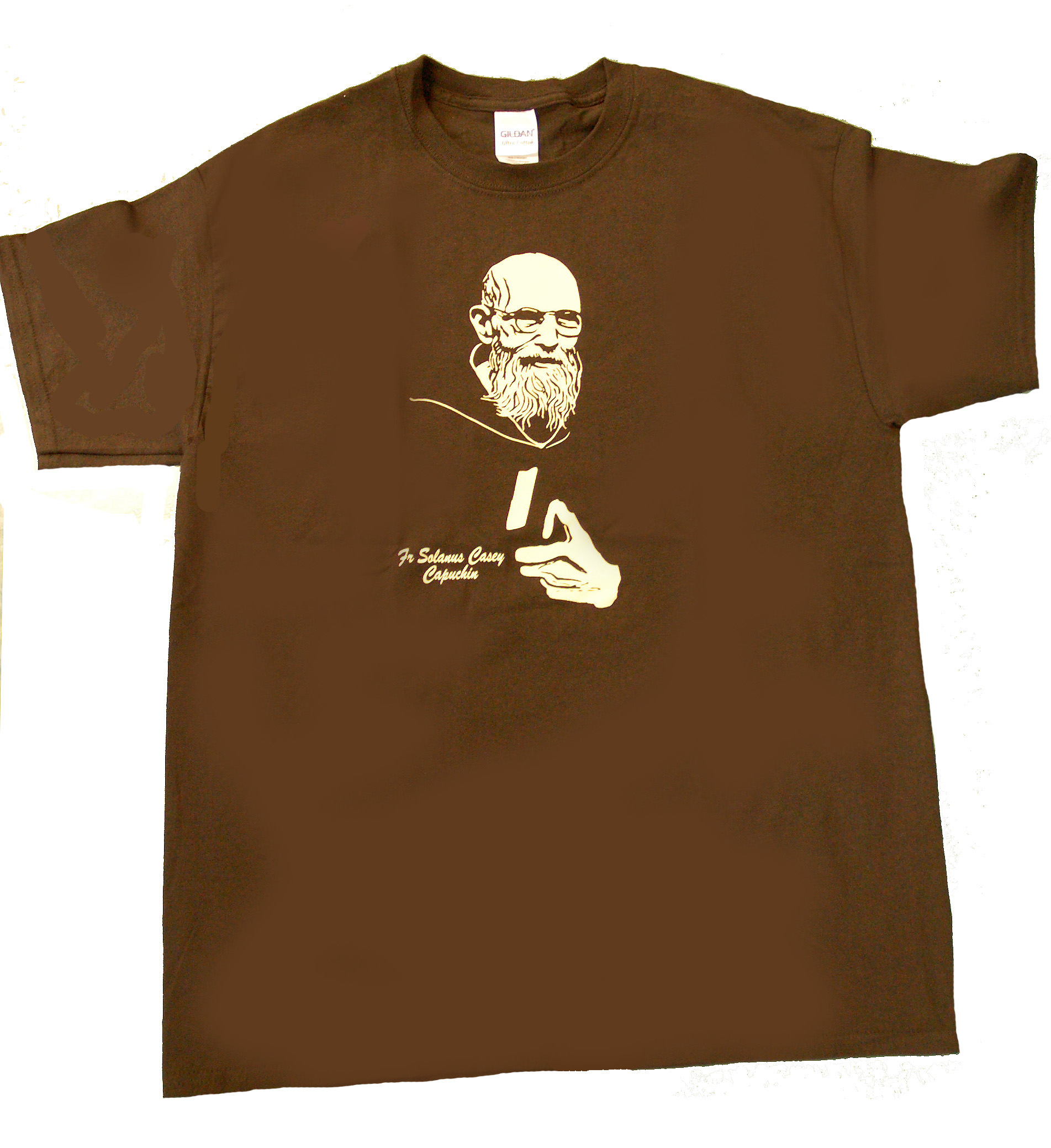 Dark Brown T-Shirt