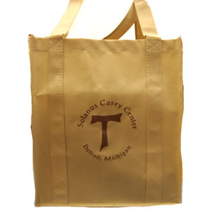 Eco Friendly Logo Tote Bag